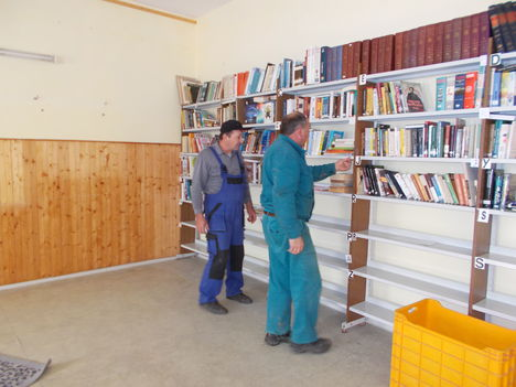 könyvtárfelújítás 5