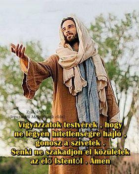 jázus Istentől