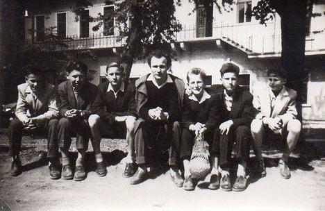 1959. kirándulás Jakab Alberttel
