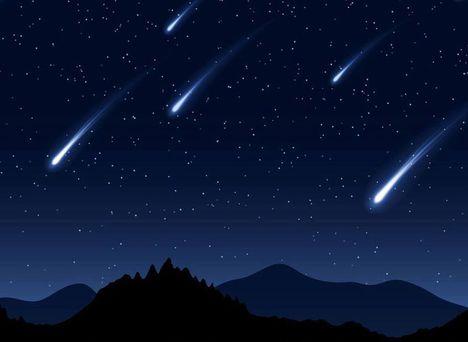 Augusztusi hulló  csillagok,,. Dáma Lovag Erdős Anna verse..kép:net.