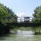 Csökös híd a Csökös csatornán Doborgazsziget térségében a Kormosi Duna-ág mellett, 2016. július 13.-án  2