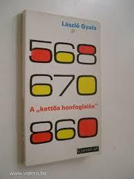 László Gyula Kettős honfoglalás