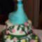 Lilikém szülinapi tortája