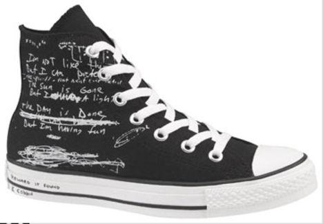 Curt Cobain cipő1