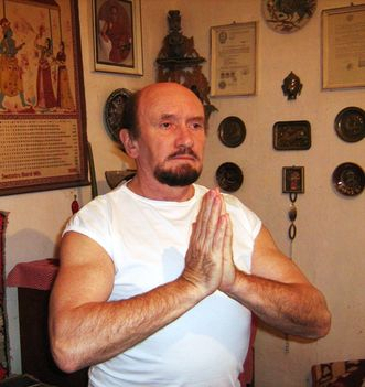 Meditáció után