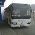 volvo busz szécsény