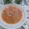 Zőldbab leves