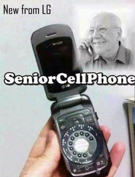 Mobil öregeknek!