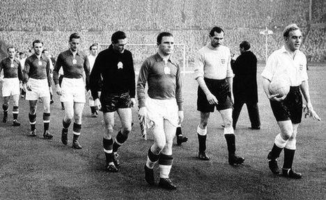 Angol-magyar. 1953. november 25.