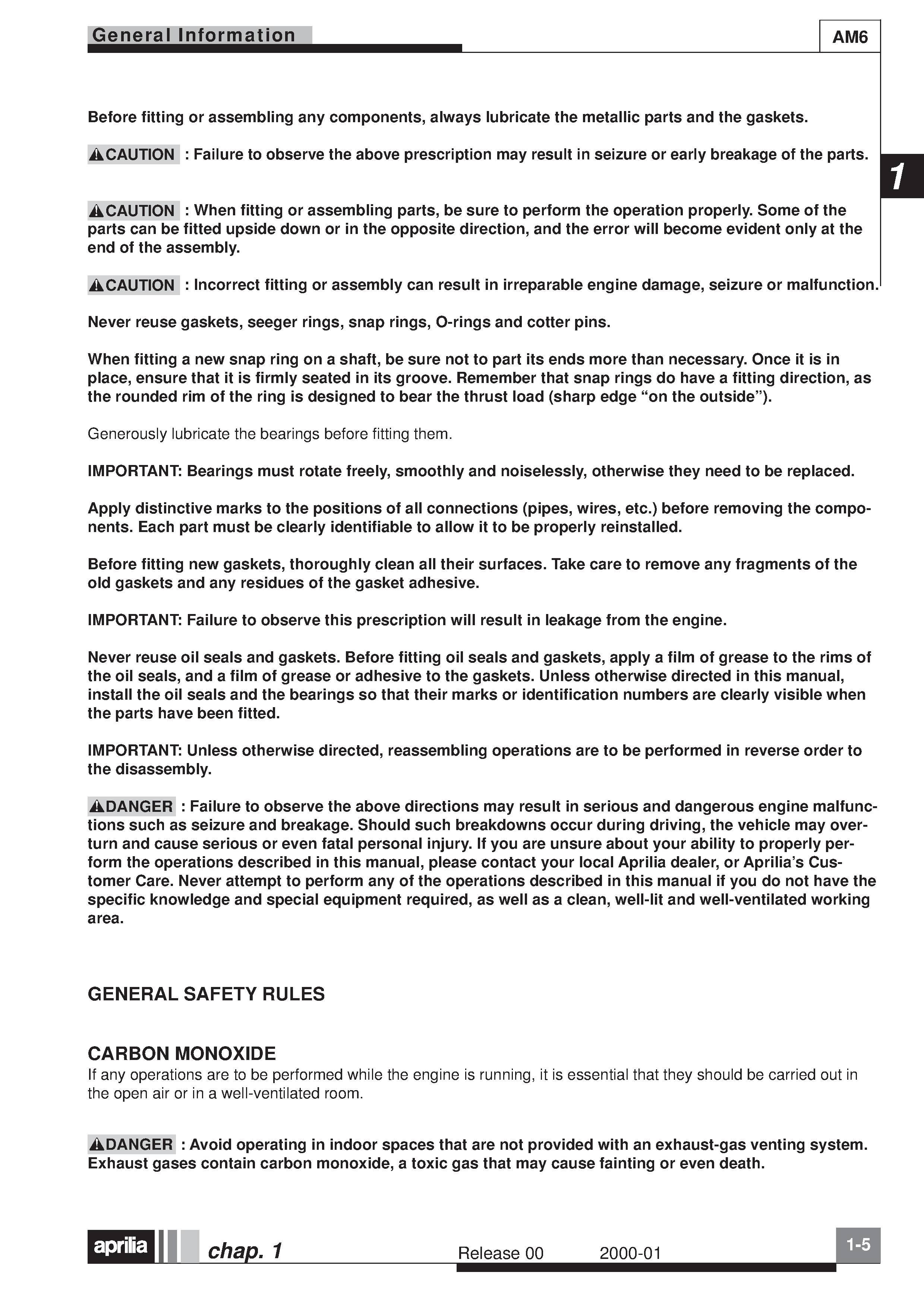 Aprilia Rx 50 File Page6 Kp Wiring