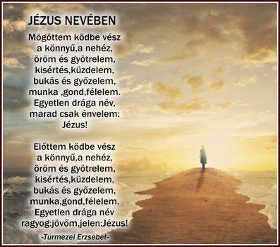 JÉZUS NEVÉBEN