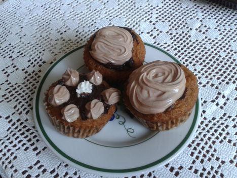 Muffin céklás