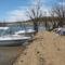 Pisztrang horgaszas a Lake Eucumbene-n.