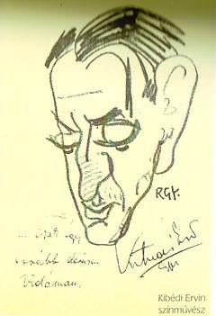 Rózsahegyi György - KIBÉDI ERVIN
