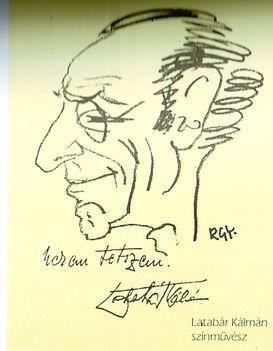 Rózsahegyi György - LATABÁR KÁLMÁN