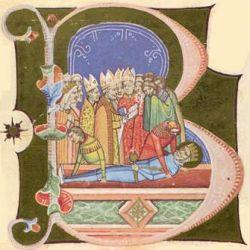Szent István sírbatétele