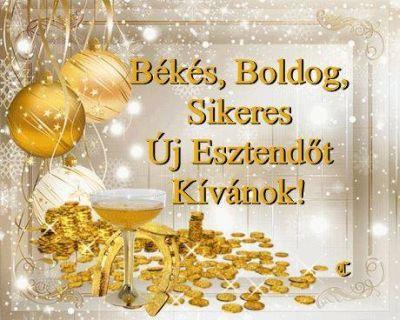 Újévi jókívánság