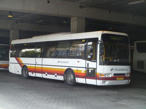 autóbusz pályaudvari idill