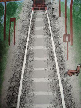 Az élet olyan, mint egy vonatutazás.