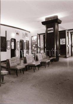 Duna mozi belseje, 1970-es évek