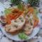 Sült csirkemell  párolt zöldségekkel