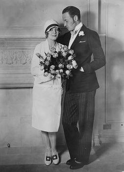 Bánky Vilma esküvője