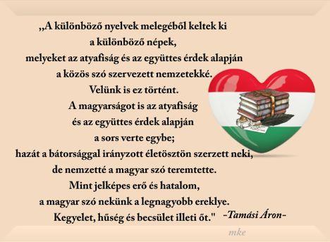 EMLÉKEZZŰNK...Ma ,nov.13.a Magyar Nyelv Napja.