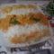 Gombás csirkemell rizzsel