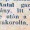 Rábapordány-Gerebenics Antal gazdálkodó közs,bíró