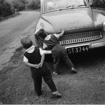 Reismann Marian - Cím nélkül, 1966 © Magyarországi Pikler-Lóczy Társaság (forrás Fotóművészet 2018_2)