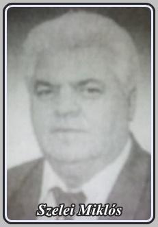 SZELEI MIKLÓS 1942 - . . ..