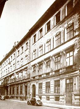 2 Magyar Rádió épülete