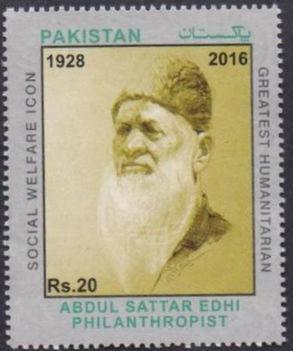 Abdul Száttár Edhi