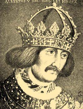 Albert magyar király