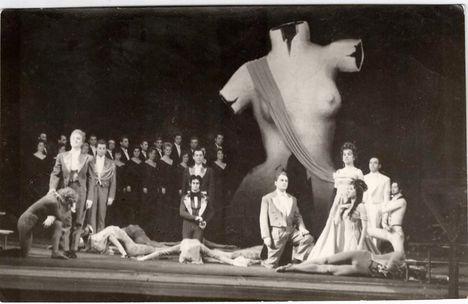 BÁRDOS ANNA  Giulietta (Hoffmann meséi), Pécsvári Gabriella, Bolla Tibor