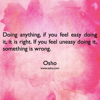 """""""Bármit is teszel, ha úgy érzed, könnyedén megy..."""