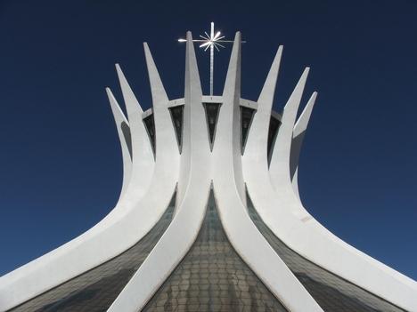 Brasilia katedrális