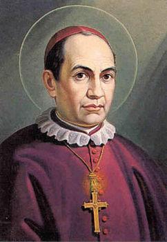 Claret Szent Antal Mária, püspök
