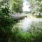 Dunaremetei híd alvízi oldala 2016. július 14.-én