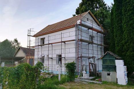 Felújítják, és új funkciót kap a gátőrház, Kisbodak 2019. június 29 .-én 3