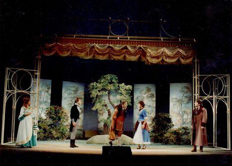 MÁRK LÁSZLÓ  Belfiore (Mozart: Az álruhás kertészlány),  T. Uribe, Korcsmáros P. Vámossy É. Fülöp A.