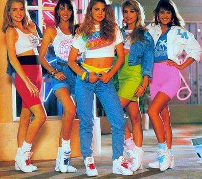 Tinik a 80-as években
