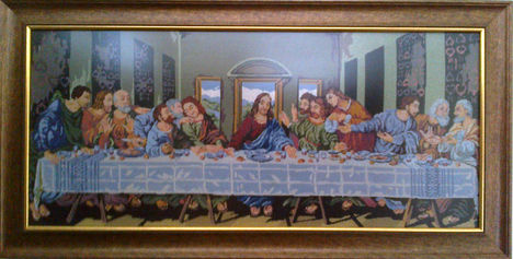 Vallás,  dekoráció 2