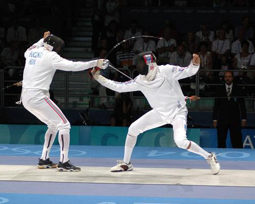 Vívás olimpia