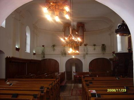 Reformatus templom.