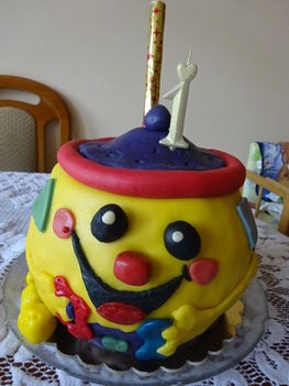 Sütifaló kincses bödön torta
