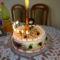 Vámpír torta