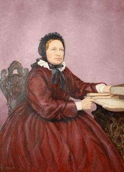 Dr Maderspach Katalin - Maderspach Károlyné nagyasszony