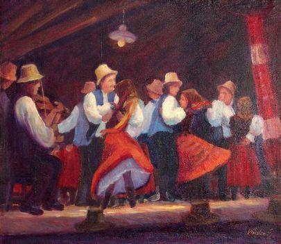 Kaizler Gitta - Széki tánc