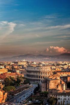 Római panoráma